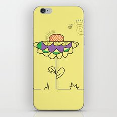 A summer's day iPhone & iPod Skin
