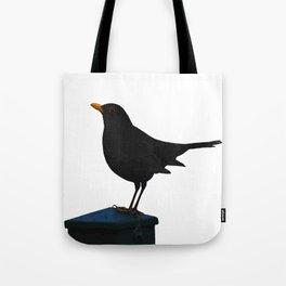 Blackbird Vector Tote Bag