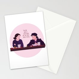 The Marvelous Mrs.Maisel Illustration Stationery Cards