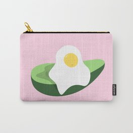 Happy Egg Carry-All Pouch