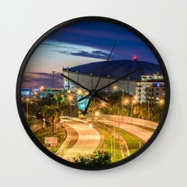 The Trop Wall Clock