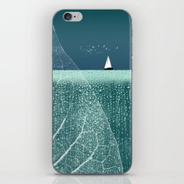 OCEAN WONDERLAND VIII iPhone Skin