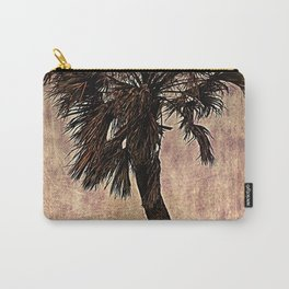 Florida Palm Carry-All Pouch