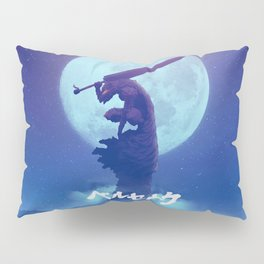 Berserk Demon Armor Pillow Sham