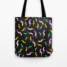 Bolt Pattern Tote Bag
