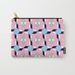 symetric patterns 64 -mandala,geometric,rosace,harmony,star,symmetry Carry-All Pouch