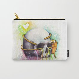 Jake and Skull Carry-All Pouch