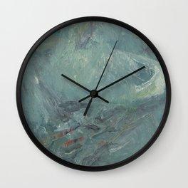 Vessel 18 Wall Clock