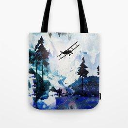 Yukon Ho! Tote Bag