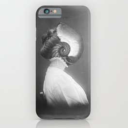 Portrait of Eternal Consciousness iPhone Case