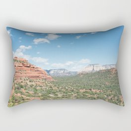 Heart of the Desert Rectangular Pillow