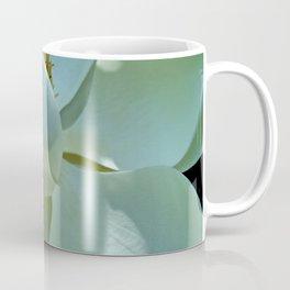 Blue Magnolia II Coffee Mug