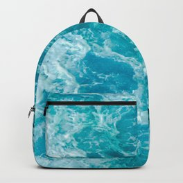 Sea Me Waving Backpack