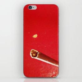 Ceci n'est pas une cigarette. iPhone Skin