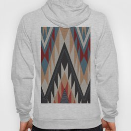 American Native Pattern No. 11 Hoody