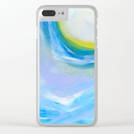 Winter High Clear iPhone Case
