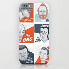 The Faces of New Fathers Slim Case iPhone 6s