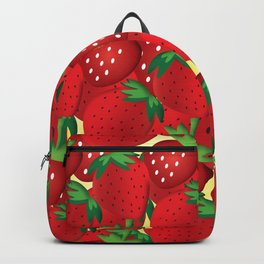 Strawberry Backpack