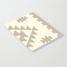 Zili in Tan Notebook