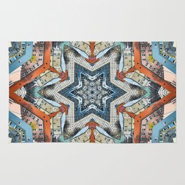 Abstract Geometric Structures Rug