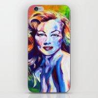 wasted rita iPhone & iPod Skins featuring Rita by palominolane