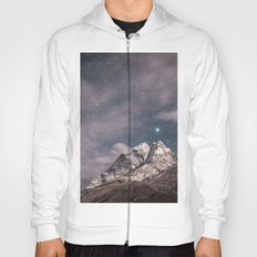 Space and earth collide Hoody