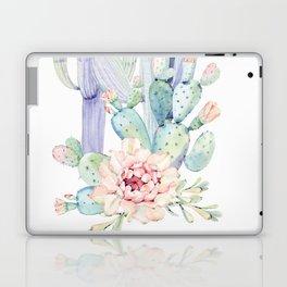 Mixed Cacti 2 #society6 #buyart Laptop & iPad Skin