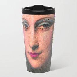 Hippie Gioconda Travel Mug
