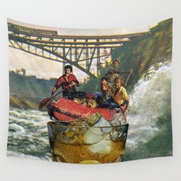 On the Rocks Wall Tapestry