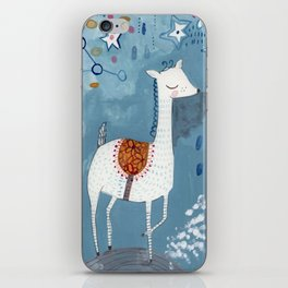sweet vicuna iPhone Skin