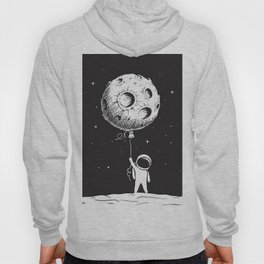 Fly Moon Hoody