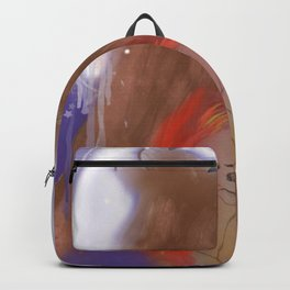 Howling Down the Moon Backpack