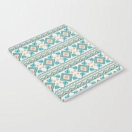Aztec Pattern II Notebook