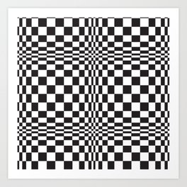 modcushion 7 Art Print