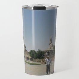 Temple of Luxor, no. 9 Travel Mug