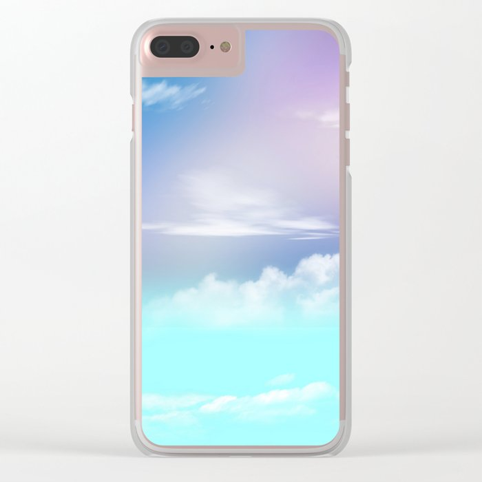 like candy Clear iPhone Case