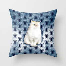 Sully 2017 Spider Throw Pillow