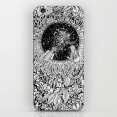 The Hole We Found In the Garden iPhone Skin