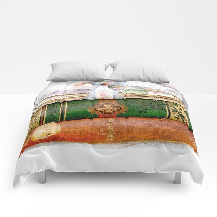 Louisa May Alcott Comforters