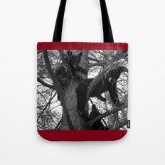 Berry Beary Tote Bag