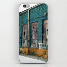 Abandoned Factory iPhone Skin