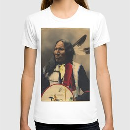 Strikes With Nose, Oglala Sioux Chief 1899 T-shirt