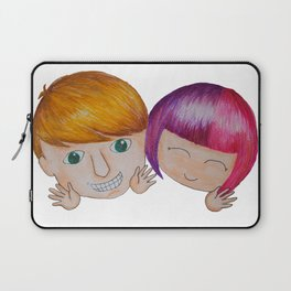 Tintin and BB Laptop Sleeve