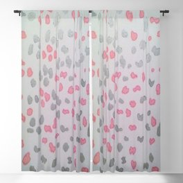 Modern Cheetah Blackout Curtain