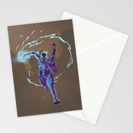 Mass Effect 3- Vanguard Propaganda Stationery Cards