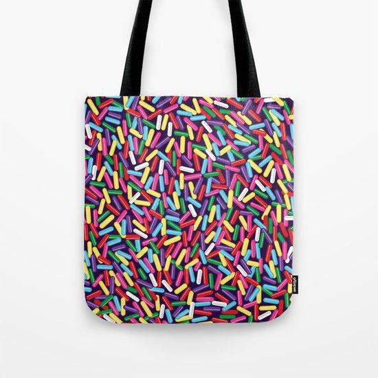 Encrusted With Sprinkles Tote Bag
