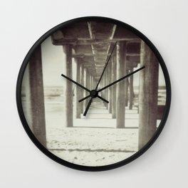 The Pillars Wall Clock