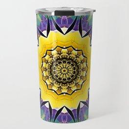 Mandalas of Healing and Awakening 5 Travel Mug