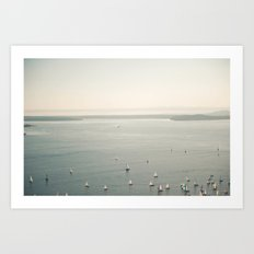 Sail Me Away Art Print