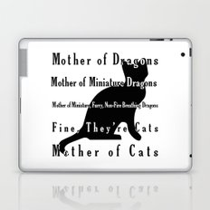 Mother of Cats Laptop & iPad Skin